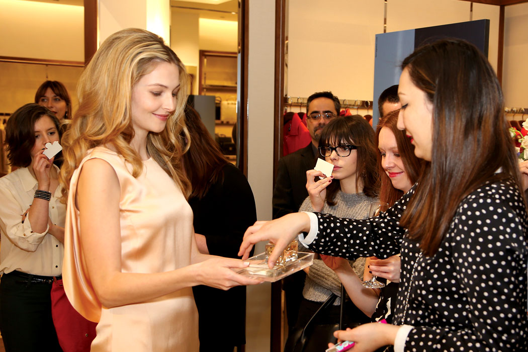 Salvatore Ferragamo Perfume Launch