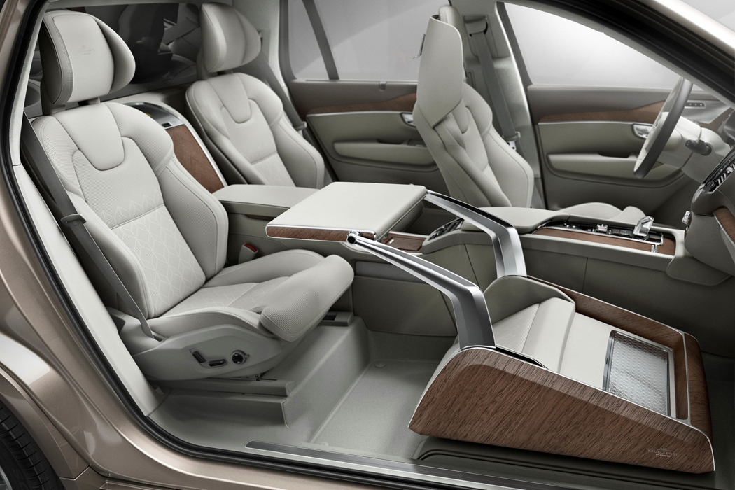 Volvo Lounge Console Concept Car