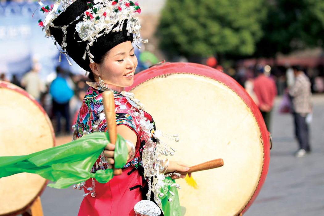 Chinese Percussions