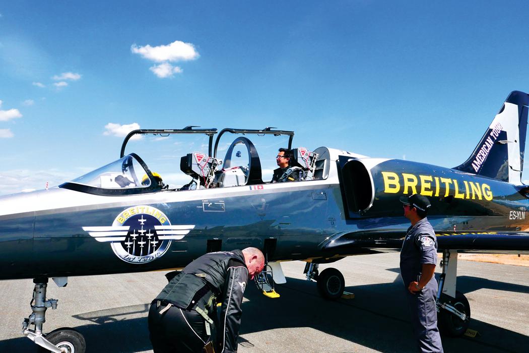 2015 Breitling Jet