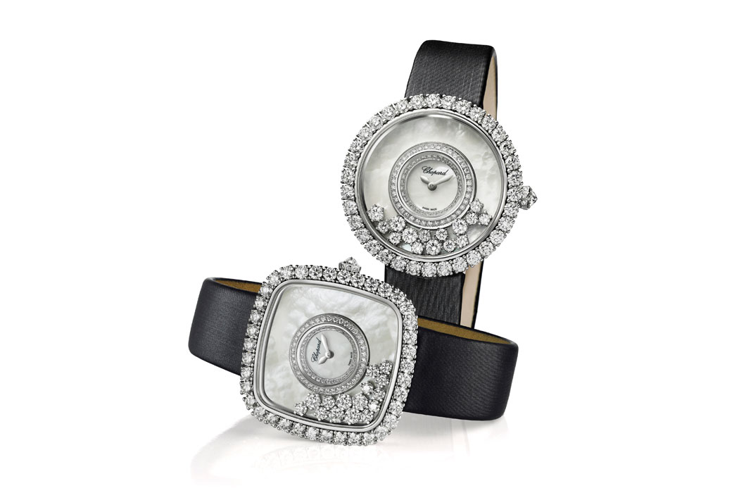 2016 Chopard happydiamond